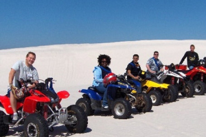 Quad Bike Cape Town 300