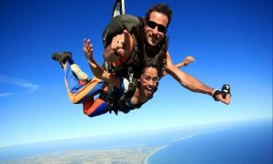 Cape Town Adventures - Skydiving Cape Town
